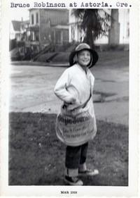 Paperboy Bruce 1959