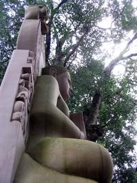 Sandstone Buddha
